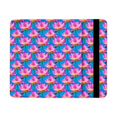 Seamless Flower Pattern Colorful Samsung Galaxy Tab Pro 8 4  Flip Case