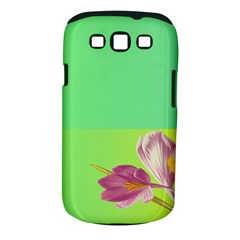 Background Homepage Blossom Bloom Samsung Galaxy S Iii Classic Hardshell Case (pc+silicone)