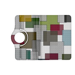 Decor Painting Design Texture Kindle Fire Hd (2013) Flip 360 Case