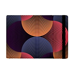 Geometric Swirls Ipad Mini 2 Flip Cases
