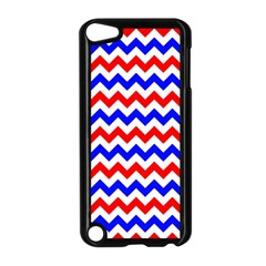 Zig Zag Pattern Apple Ipod Touch 5 Case (black)