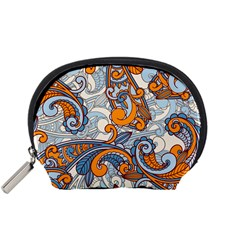 Paisley Pattern Accessory Pouches (small)