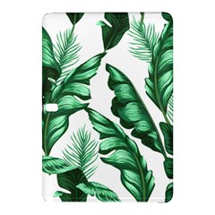 Banana Leaves And Fruit Isolated With Four Pattern Samsung Galaxy Tab Pro 12 2 Hardshell Case