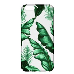 Banana Leaves And Fruit Isolated With Four Pattern Apple Iphone 6 Plus/6s Plus Hardshell Case