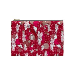 Valentine s Day Cosmetic Bag (medium)
