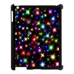 Fireworks Rocket New Year S Day Apple Ipad 3/4 Case (black)