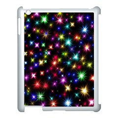 Fireworks Rocket New Year S Day Apple Ipad 3/4 Case (white)