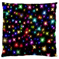 Fireworks Rocket New Year S Day Standard Flano Cushion Case (one Side)