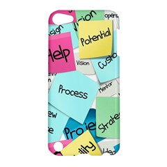 Stickies Post It List Business Apple Ipod Touch 5 Hardshell Case