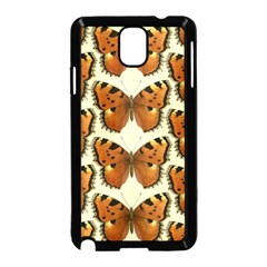 Butterfly Butterflies Insects Samsung Galaxy Note 3 Neo Hardshell Case (black)