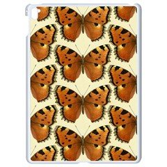 Butterfly Butterflies Insects Apple Ipad Pro 9 7   White Seamless Case