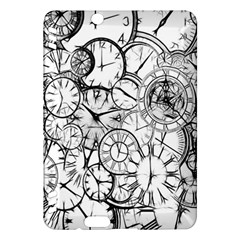 Time Clock Watches Time Of Kindle Fire Hdx Hardshell Case