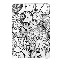 Time Clock Watches Time Of Samsung Galaxy Tab Pro 10 1 Hardshell Case