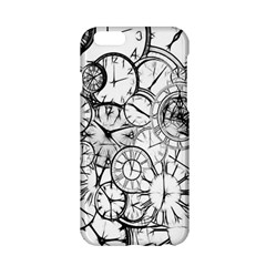 Time Clock Watches Time Of Apple Iphone 6/6s Hardshell Case