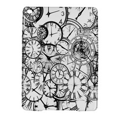Time Clock Watches Time Of Ipad Air 2 Hardshell Cases