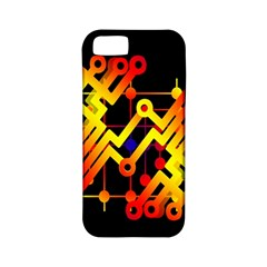 Board Conductors Circuits Apple Iphone 5 Classic Hardshell Case (pc+silicone)