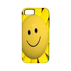 Sun Laugh Rays Luck Happy Apple Iphone 5 Classic Hardshell Case (pc+silicone)