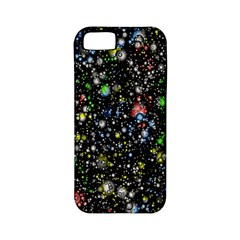 Universe Star Planet All Colorful Apple Iphone 5 Classic Hardshell Case (pc+silicone)