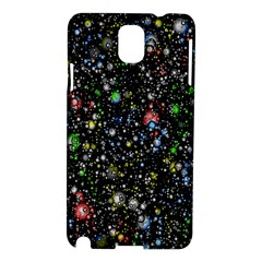 Universe Star Planet All Colorful Samsung Galaxy Note 3 N9005 Hardshell Case