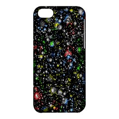 Universe Star Planet All Colorful Apple Iphone 5c Hardshell Case