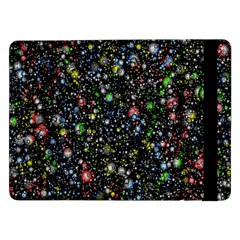 Universe Star Planet All Colorful Samsung Galaxy Tab Pro 12 2  Flip Case
