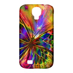 Arrangement Butterfly Aesthetics Samsung Galaxy S4 Classic Hardshell Case (pc+silicone)