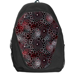Chain Mail Vortex Pattern Backpack Bag