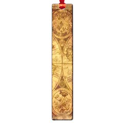 Map Of The World Old Historically Large Book Marks