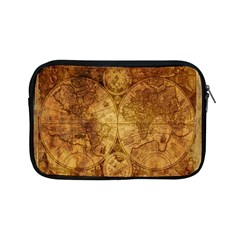 Map Of The World Old Historically Apple Ipad Mini Zipper Cases