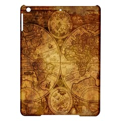 Map Of The World Old Historically Ipad Air Hardshell Cases