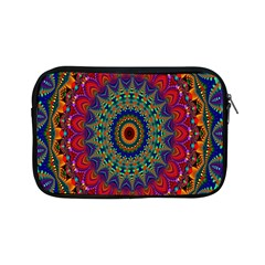 Kaleidoscope Mandala Pattern Apple Ipad Mini Zipper Cases