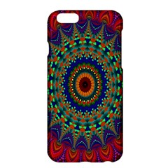 Kaleidoscope Mandala Pattern Apple Iphone 6 Plus/6s Plus Hardshell Case