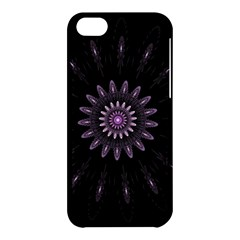 Fractal Mandala Delicate Pattern Apple Iphone 5c Hardshell Case