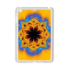 Digital Art Fractal Artwork Flower Ipad Mini 2 Enamel Coated Cases