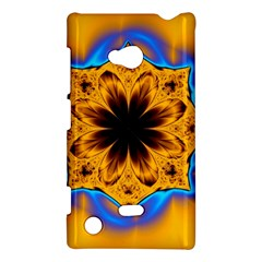 Digital Art Fractal Artwork Flower Nokia Lumia 720
