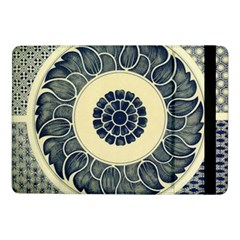 Background Vintage Japanese Samsung Galaxy Tab Pro 10 1  Flip Case