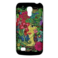 Mandala Figure Nature Girl Galaxy S4 Mini