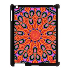 Abstract Art Abstract Background Apple Ipad 3/4 Case (black)