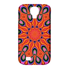 Abstract Art Abstract Background Samsung Galaxy S4 Classic Hardshell Case (pc+silicone)