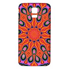 Abstract Art Abstract Background Samsung Galaxy S5 Back Case (white)