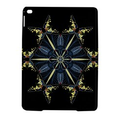 Mandala Butterfly Concentration Ipad Air 2 Hardshell Cases