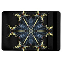 Mandala Butterfly Concentration Ipad Air 2 Flip