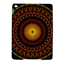 Mandala Psychedelic Neon Ipad Air 2 Hardshell Cases