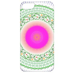 Flower Abstract Floral Apple Iphone 5 Classic Hardshell Case