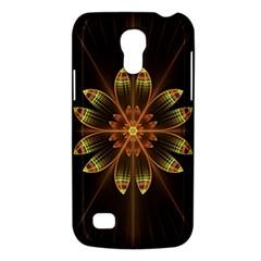 Fractal Floral Mandala Abstract Galaxy S4 Mini