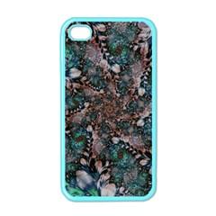 Art Artwork Fractal Digital Art Apple Iphone 4 Case (color)