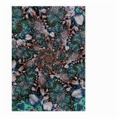 Art Artwork Fractal Digital Art Large Garden Flag (two Sides)
