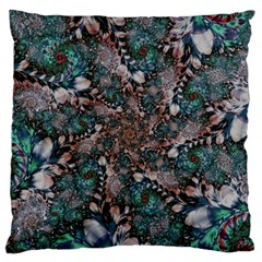 Art Artwork Fractal Digital Art Standard Flano Cushion Case (one Side)