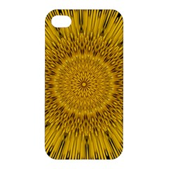 Pattern Petals Pipes Plants Apple Iphone 4/4s Hardshell Case