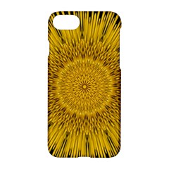 Pattern Petals Pipes Plants Apple Iphone 8 Hardshell Case